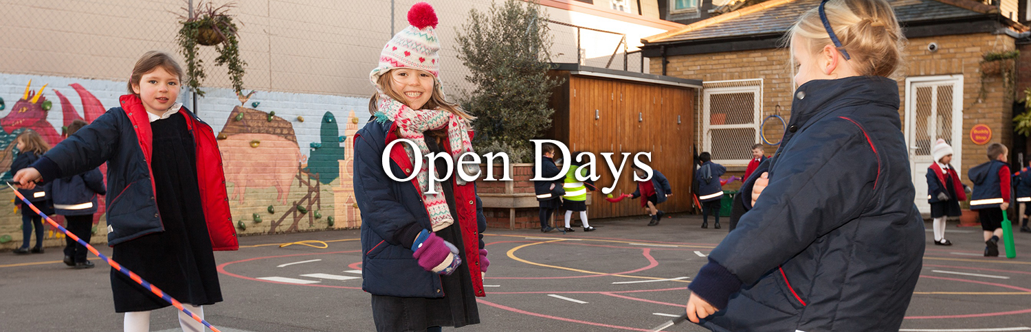 Open Days Header