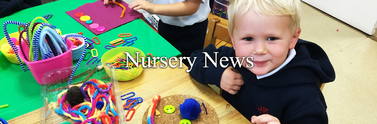 Nursery News Header