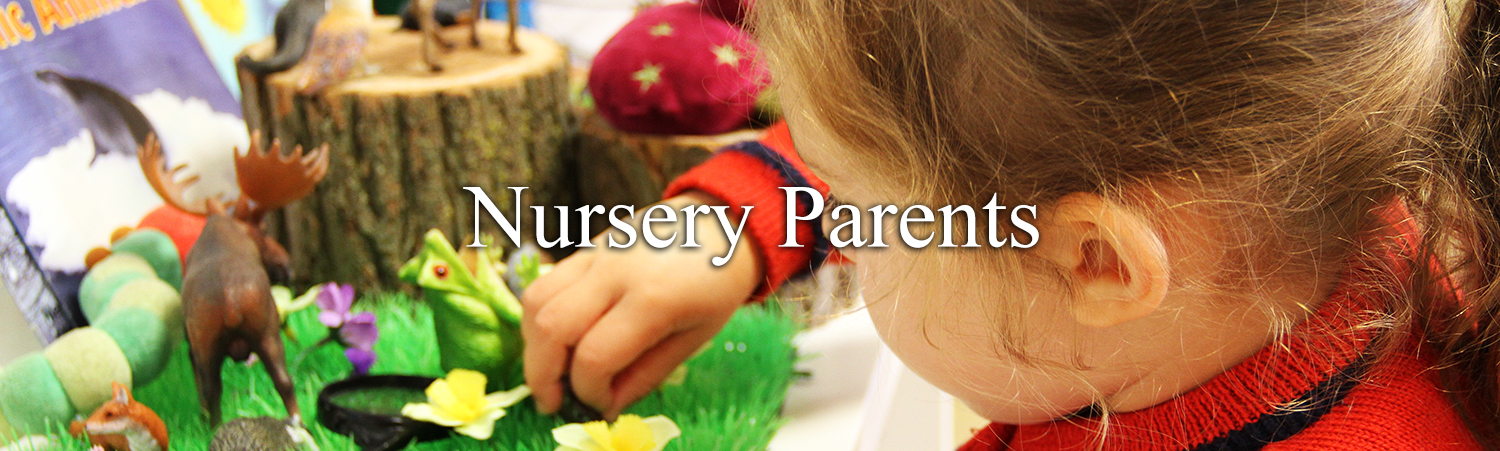 Nursery Parents Header
