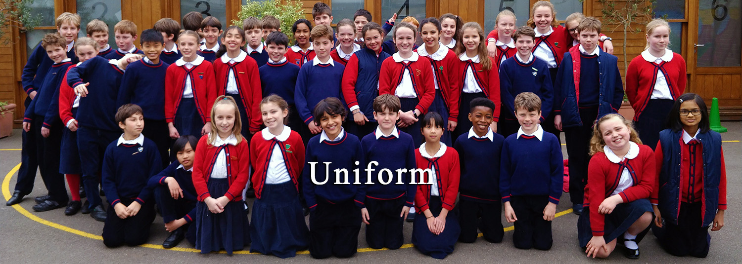 Uniform new header